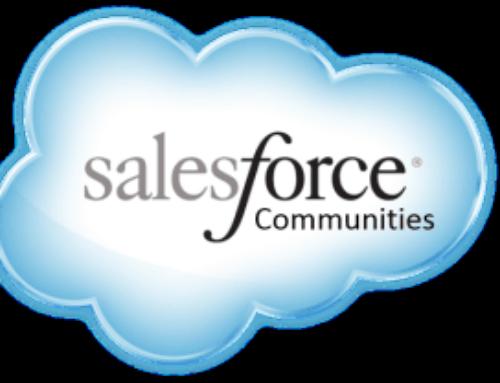 Benefits of Salesforce Communities