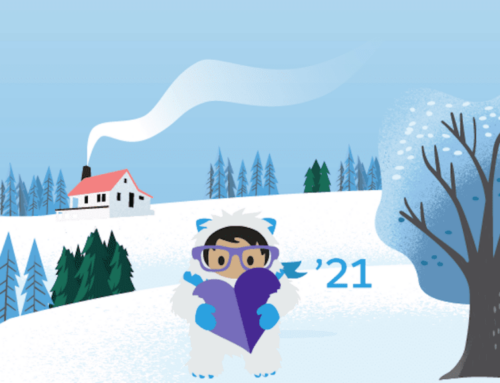 Our 3 favorite updates in the Salesforce Winter '21 Release